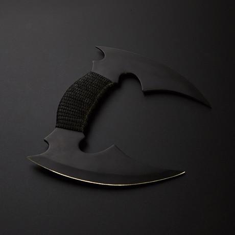 Ninja Throwing Wing Set // WNG-04