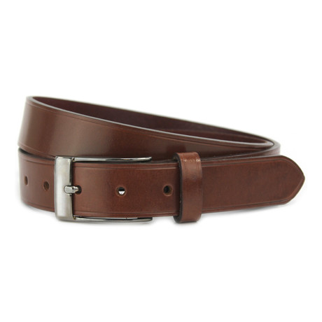 "Harston Belt // Cognac (32"")"