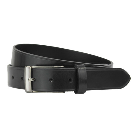 "Harston Belt // Black (32"")"