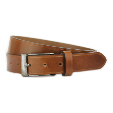 "Harston Belt // Tan (32"")"