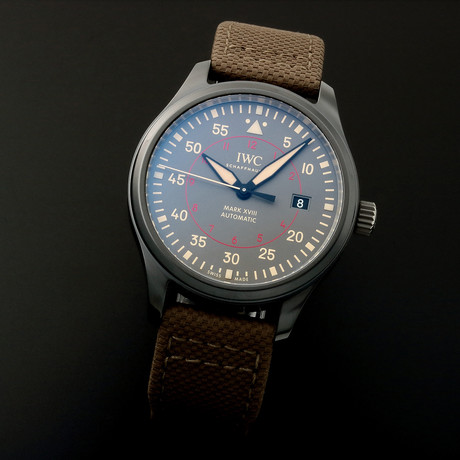 IWC Top Gun Automatic // IW324702 // Unworn