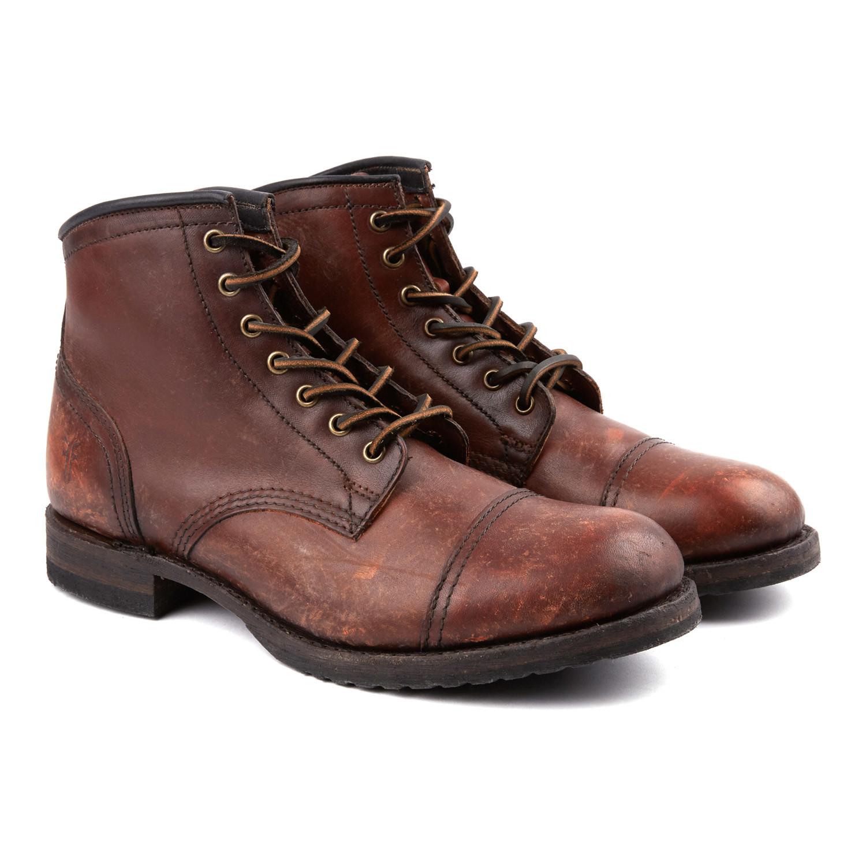 41281dd02aa Logan Cap Toe Boot // Whiskey (US: 7) - Frye - Touch of Modern