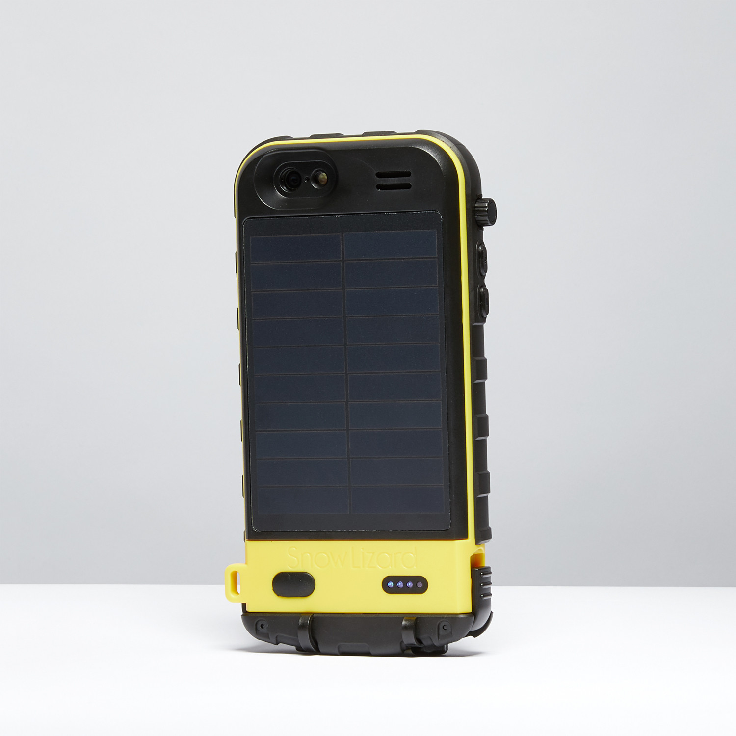 Iphone C Solar Charger Case