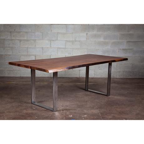 bois design custom live edge tables touch of modern. Black Bedroom Furniture Sets. Home Design Ideas