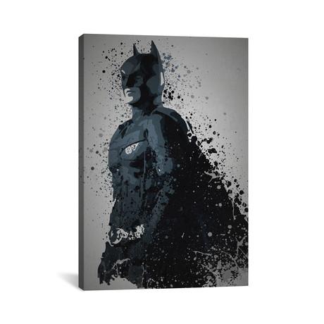 """Dark Knight (26""""W x 18""""H x 0.75""""D)"""