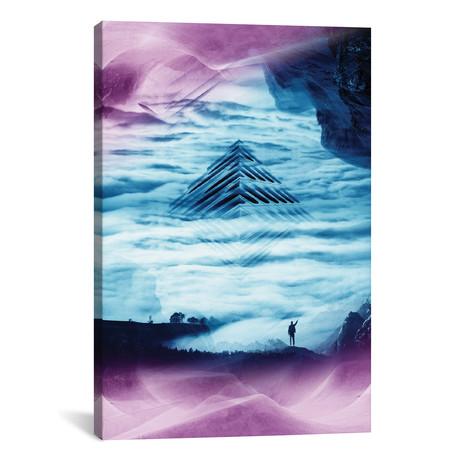 Teal Pyramid