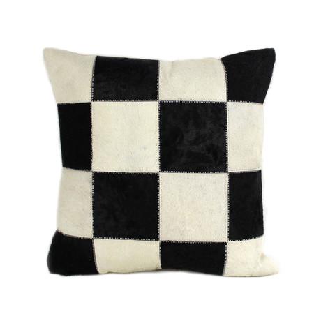 "Rittenhouse // Pillow // Black (1'6"" x 1'6"")"