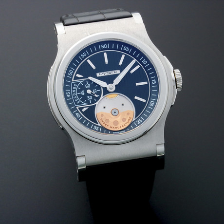 Jorg Hysek Automatic // Limited Edition // VE08 // Unworn