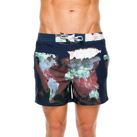 Universe Swim Short // Multi