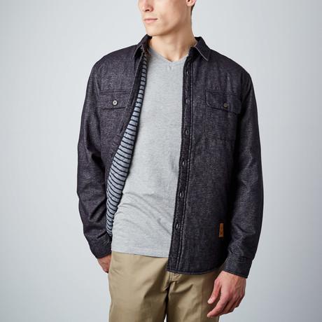 CPO Shirt Jacket // Gray (XL)