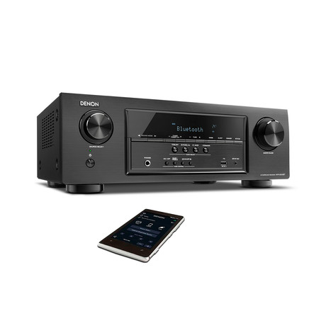 AVR-S530BT 5.1 Channel Receiver // Bluetooth