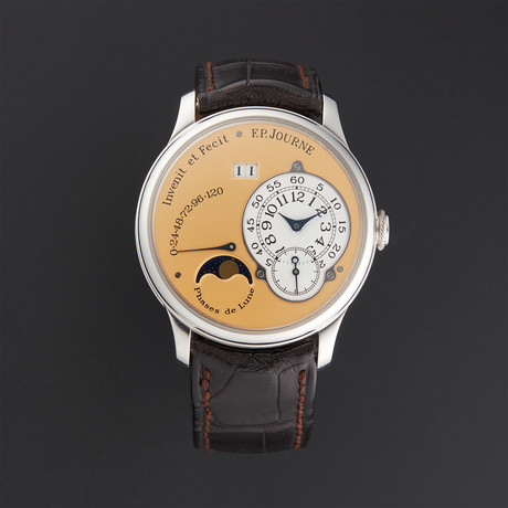 F.P Journe Octa Lune Moonphase Automatic // 140-04L // Pre-Owned