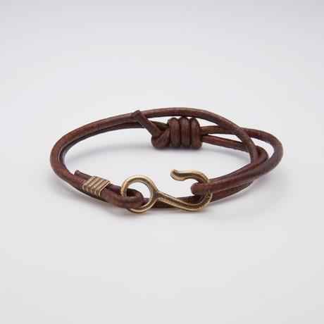 Rum Runner Cord Wrap Bracelet