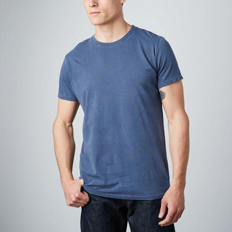 Crewneck Shirt // Navy Pigment
