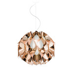 Flora // Suspension Lamp // Small (White)