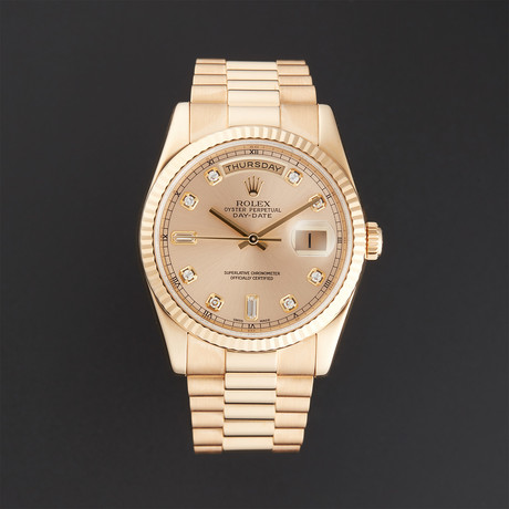 Rolex Day-Date President Automatic // 118238 // Pre-Owned