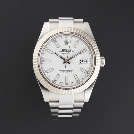 Rolex Datejust II Automatic // 116334 // Pre-Owned