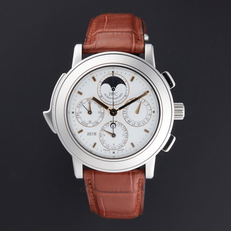 IWC Grand Complication Chronograph Automatic // IW3770 // Pre-Owned