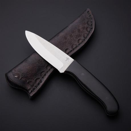 Three Finger Skinner // Buffalo Horn