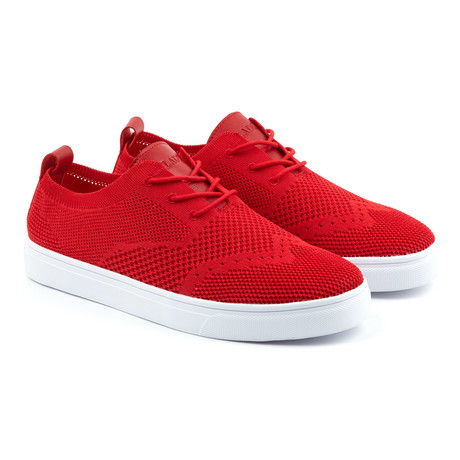 Venice Sneaker // Red (US: 7)