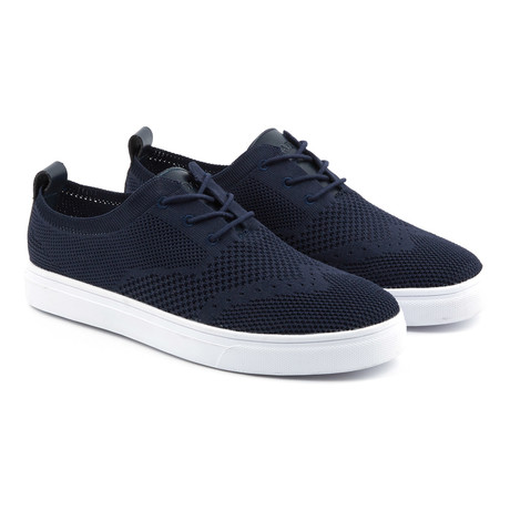 Venice Sneaker // Navy