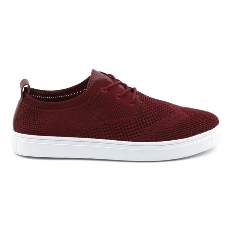 Venice Sneaker // Burgundy (US: 7)