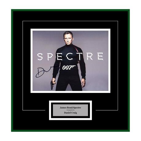Daniel Craig // Spectre // Signed Artist Series III