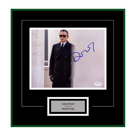 Daniel Craig // Spectre // Signed Artist Series V