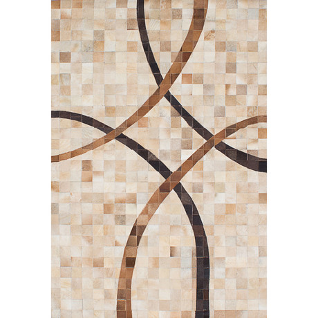 Patchwork Rug // Albany