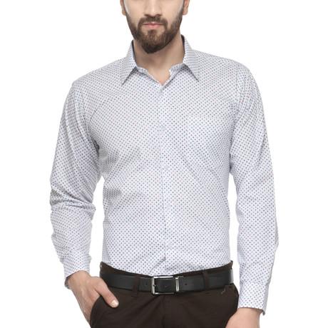 Chieti Dress Shirt // White