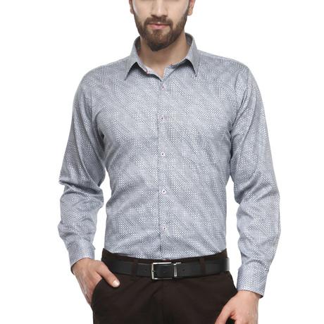 Como Dress Shirt // White
