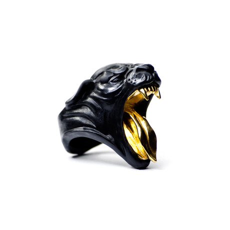 Panther Ring (Size: 5)