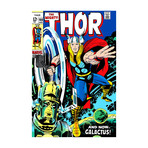 """Marvel Comics // Thor Issue Cover #160 (18""""W x 26""""H x 0.75""""D)"""