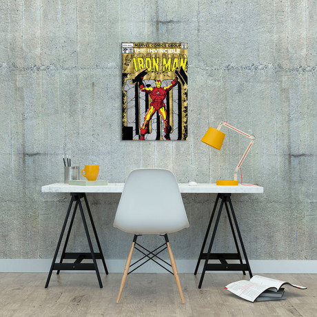 Marvel Comics // Retro // The Invincible Iron Man (1977) #100