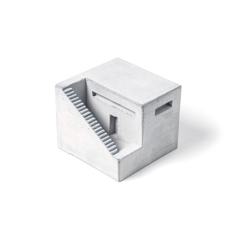 Miniature Concrete Home #1