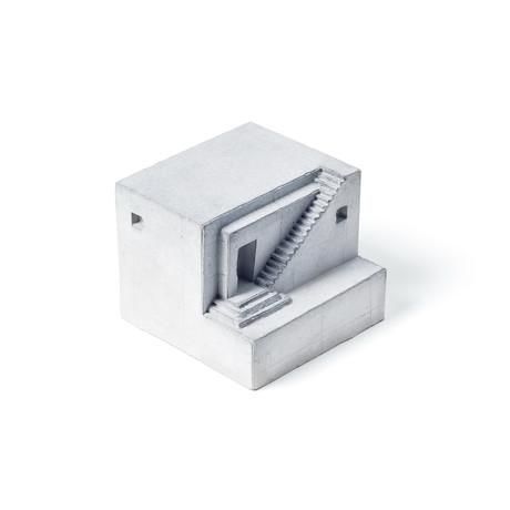 Miniature Concrete Home #2