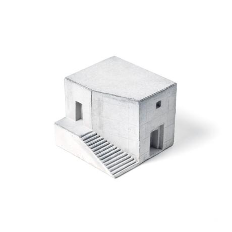 Miniature Concrete Home #3