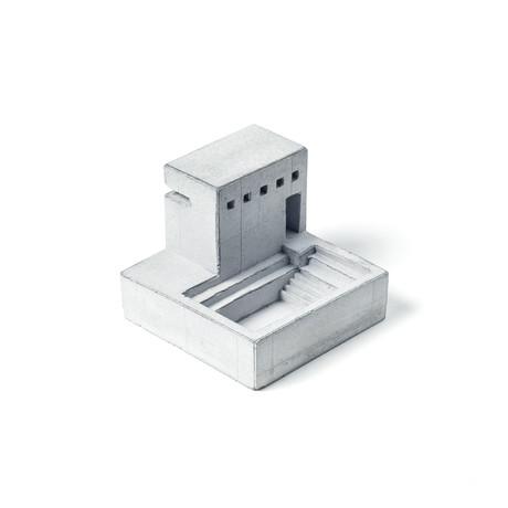 Miniature Concrete Home #5