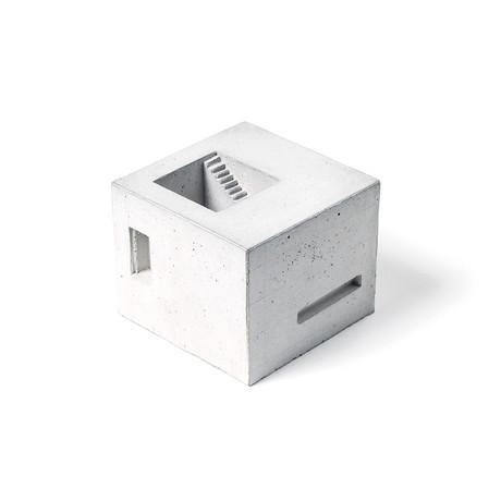 Miniature Concrete Home #6