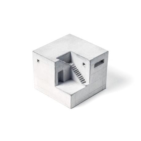Miniature Concrete Home #9
