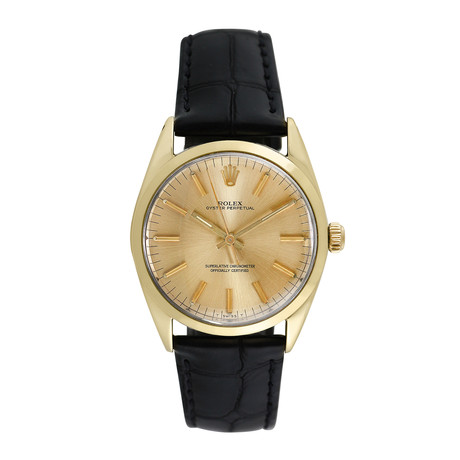 Rolex Oyster Perpetual Automatic // 1503144 // c. 1960s // Pre-Owned