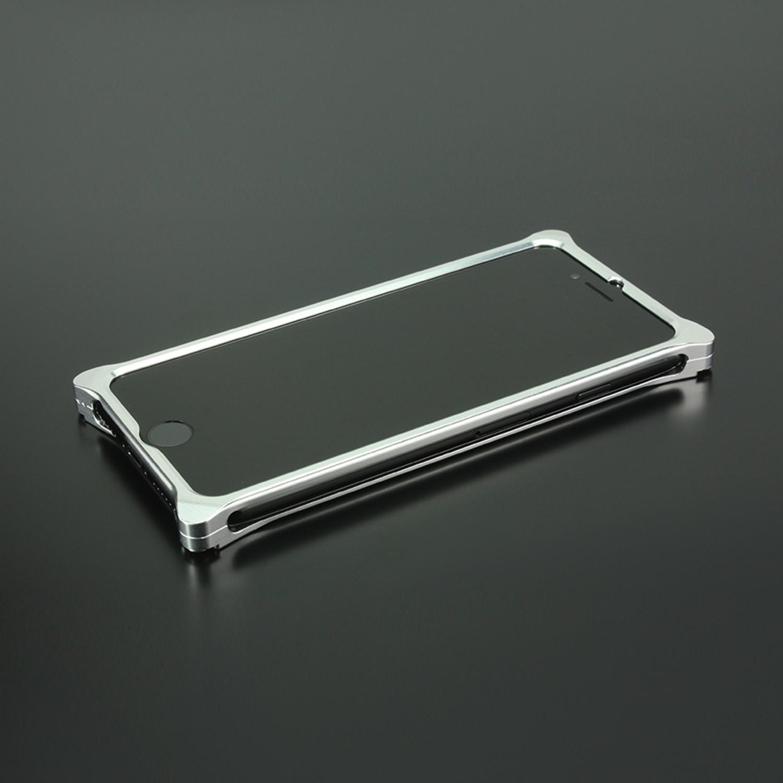 Gild Stock Quote: GILD Design Solid Case // Silver (iPhone 7)