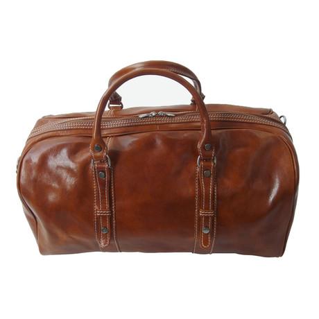 Venice Travel Bag // Tan