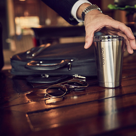 Tumbler // Stainless Steel (14 Ounces)