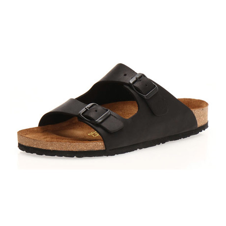 Bali Sandal // Black (Euro: 40)