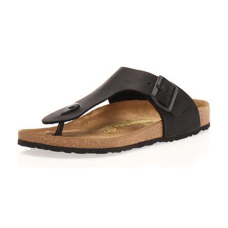 Maui Sandal // Black (Euro: 35)