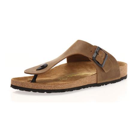 Maui Sandal // Sand