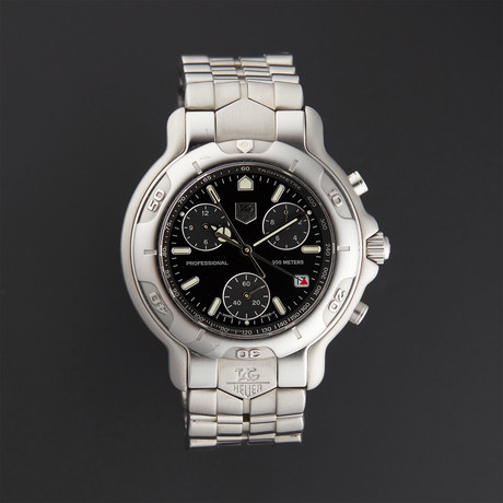 Tag Heuer 6000 Chronograph Quartz // CH1113-0 // Store Display
