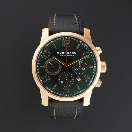Montblanc Timewalker Chronograph Automatic // 106504 // Pre-Owned