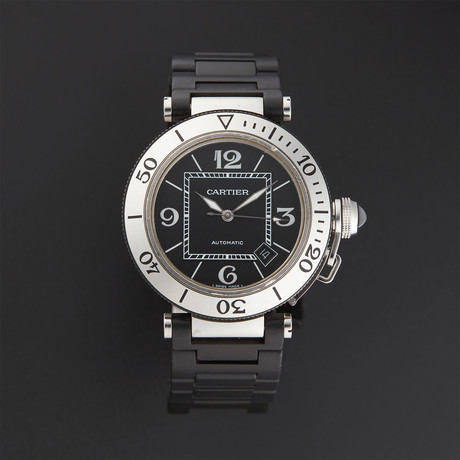 Cartier Pasha Automatic // 2790 // Pre-Owned